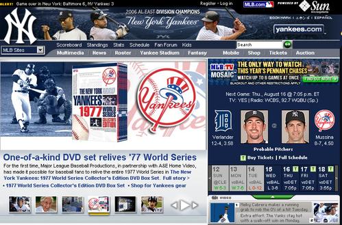 Yankeesdvd