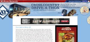 X-Country Driveathon