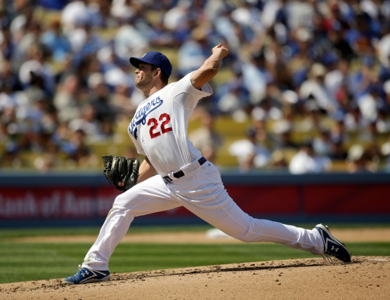 afdf6892b5c Clayton Kershaw is now likely to make a fourth consecutive Opening Day  start for the Dodgers on March 22